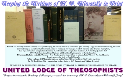 Books by Madame Blavatsky - Theosophy Books - Books about Theosophy