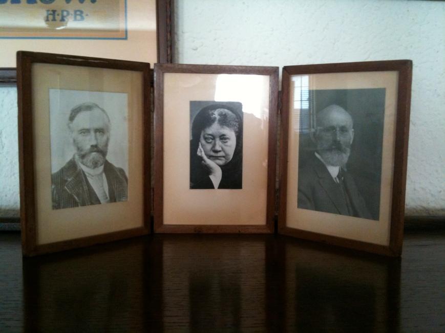William Judge, H.P. Blavatsky, Robert Crosbie