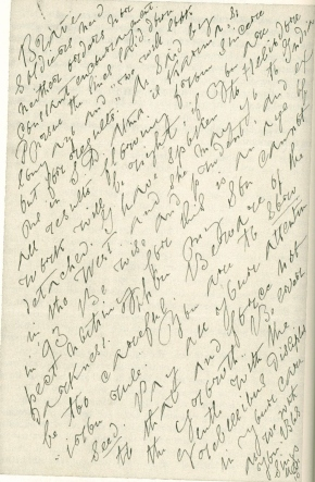 Mahatma Letter to William Quan Judge from the Master Morya