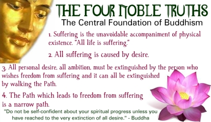 The Buddhist Four Noble Truths