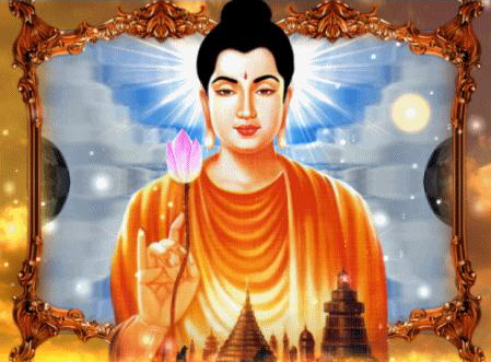 Artwork of Gautama Buddha
