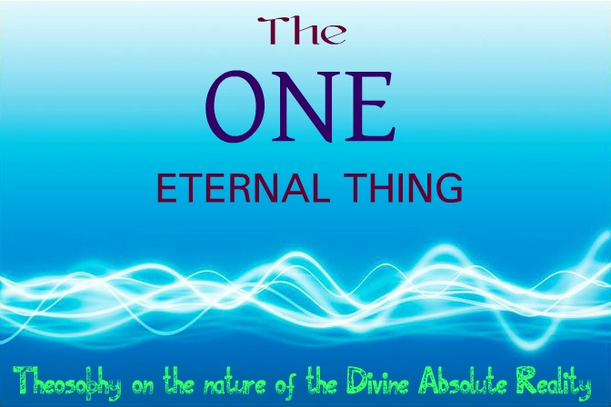 One Eternal Thing