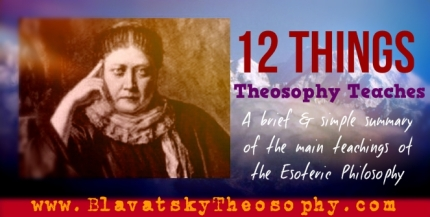 Teachings of Theosophy