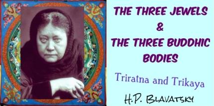 H.P. Blavatsky and Buddhism