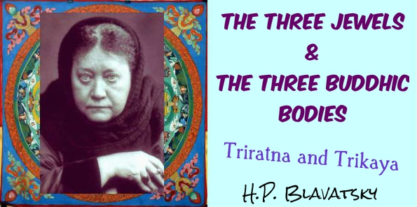 H.P. Blavatsky and Buddhism