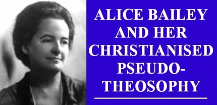 Alice Bailey and Theosophy