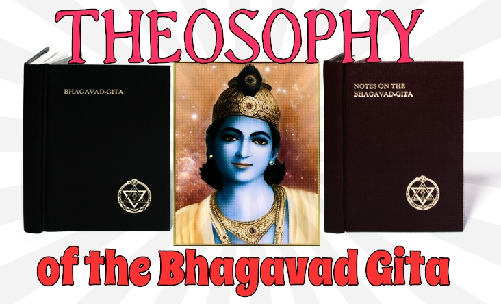 The Bhagavad Gita and Theosophy