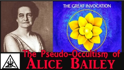 The Pseudo-Occultism of Mrs A. Bailey