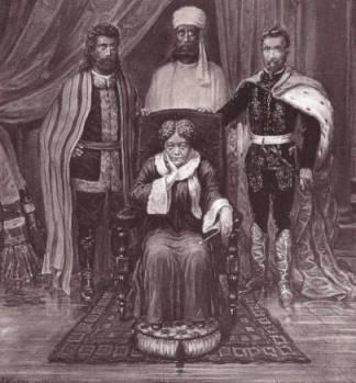 Blavatsky, Kuthumi, El Morya, Saint Germain