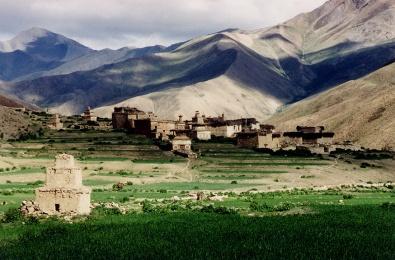 Trans-Himalayan Region