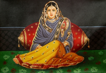 Queen Srimala - Lion's Roar - Srimaladevi Sutra