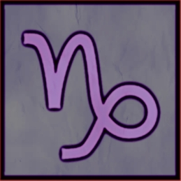 Capricorn Astrological Symbol
