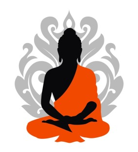 Gautama Buddha outline