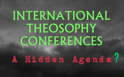 International Theosophy Conference
