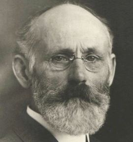 "Robert Crosbie (1849-1919) towards the end of his life. On this site we describe him as ""the man who rescued Theosophy"" for this is exactly what he did."