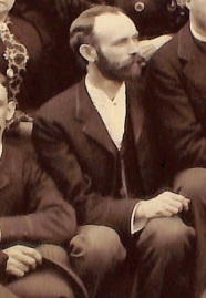 Robert Crosbie in 1893.