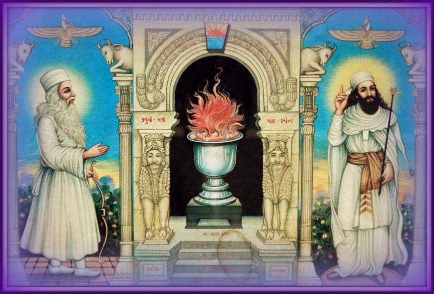 Zarathustra, Zoroaster, Zoroastrianism, Parsi Philosophy