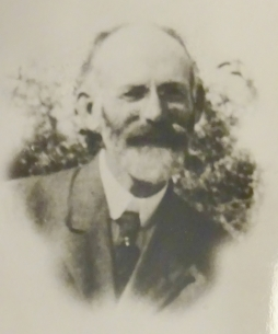 A little known photo of Robert Crosbie, founder of the United Lodge of Theosophists.