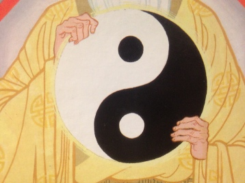 Yin and Yang from Taoism
